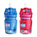 Spout Pouches Dengan Cap Milk Packaging Bag